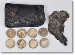 Artefacts from Fromelles Mass War Grave
