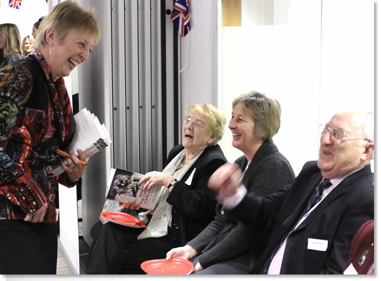 When The Children Came Home Book Launch 3