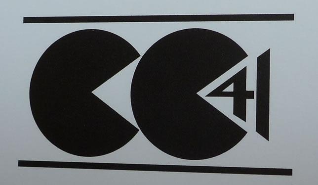 CC41 clothing label