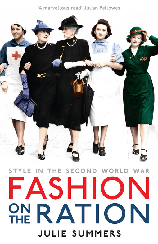 Fashion on the Ration - Paperback version