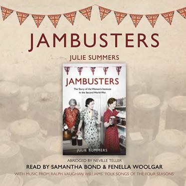 Jambusters Audio CD