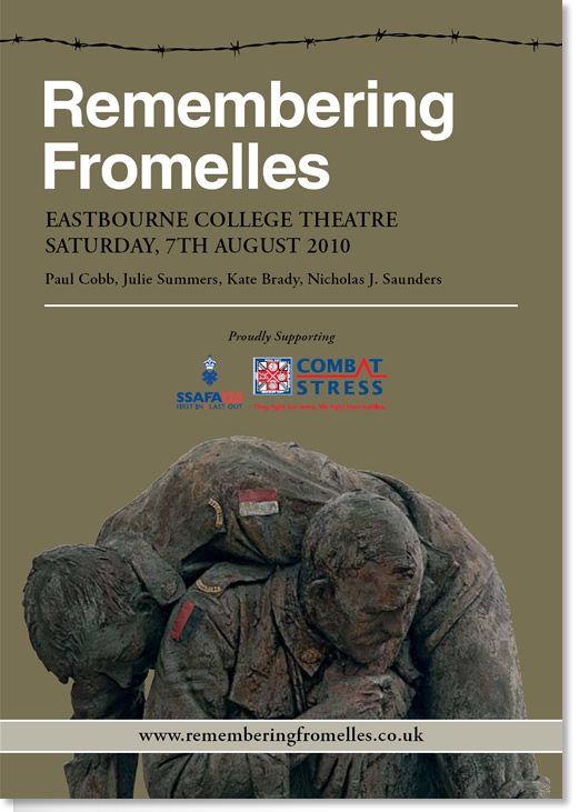 Remembering Fromelles Talk Poster
