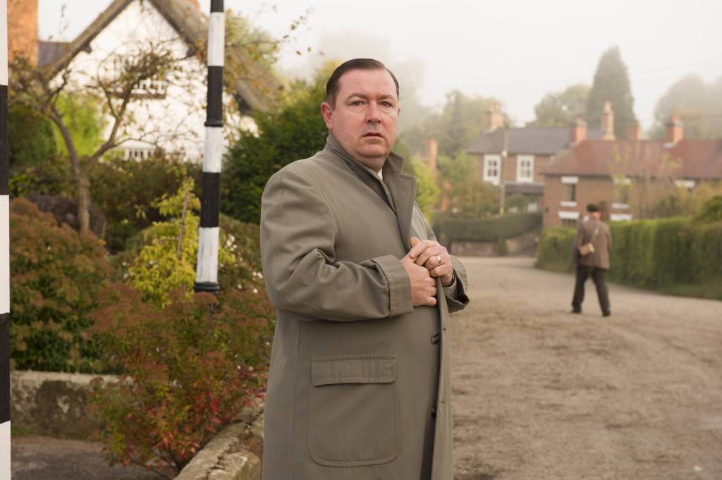 ITV STUDIOS PRESENTS HOME FIRES SERIES 2 Pictured: DANIEL RYAN as Bryn. This image is the copyright of ITV and must only be used in relation to HOME FIRES SERIES 2.