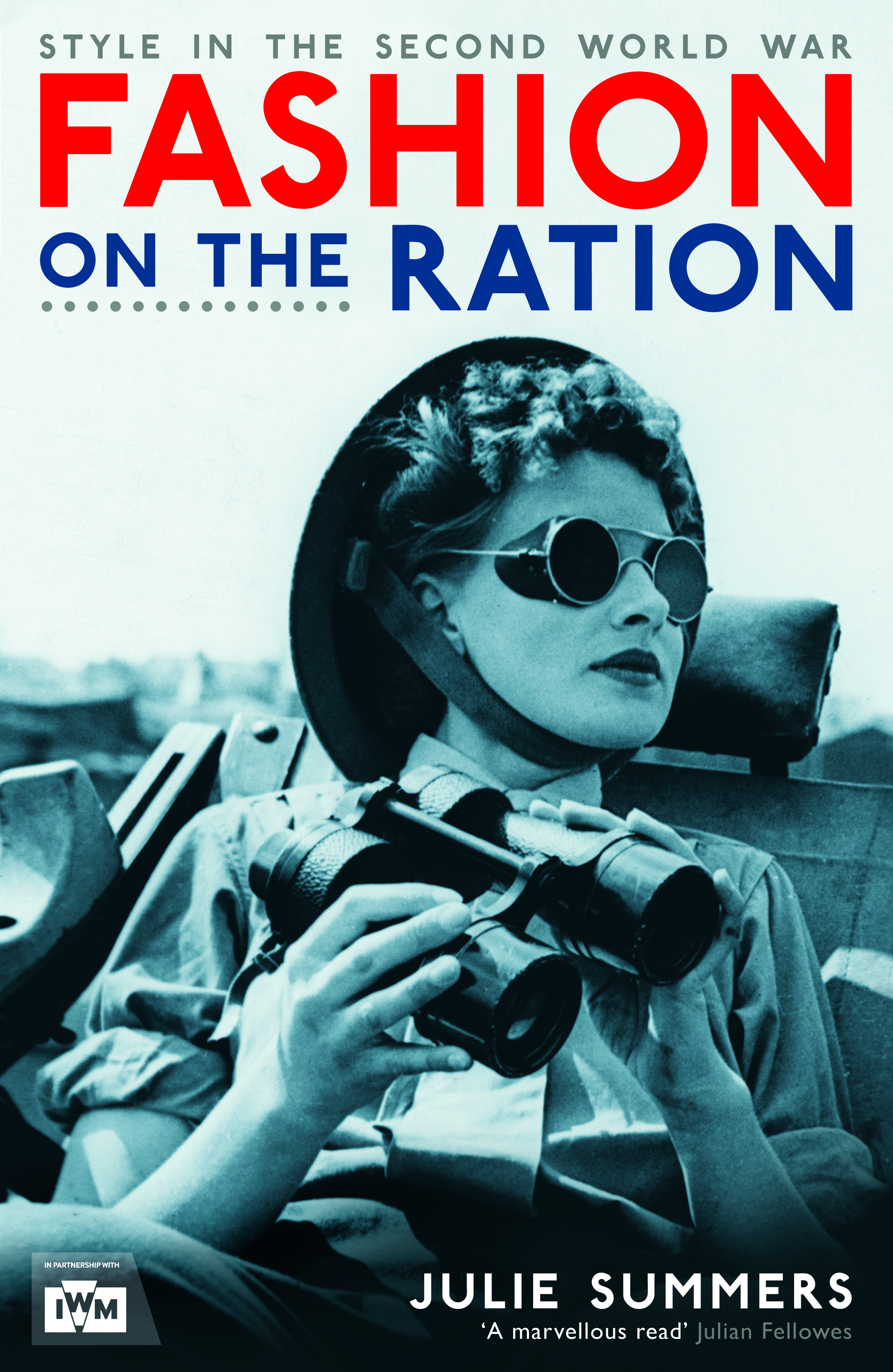 fashion on a ration_Cover